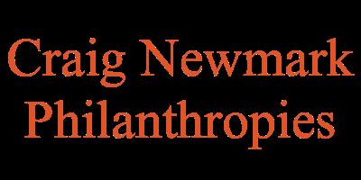 logo - craig newmark philanthropies